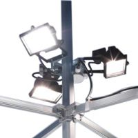 Set illuminazione per gazebo mod. Royal